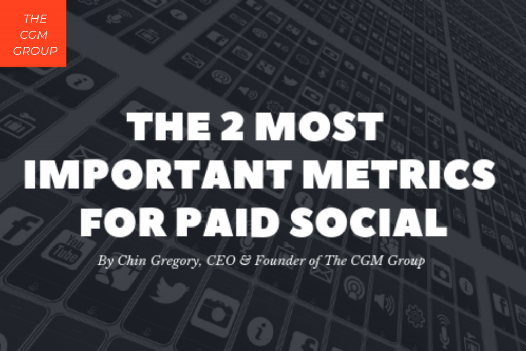 The 2 Most Important Metrics for Paid Social (And How To Measure Them)